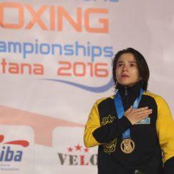Dina Zholaman