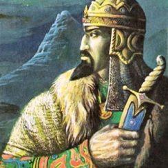 Kenesary khan