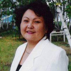 Marfuga Bektemirova
