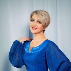 Людмила Скуратова